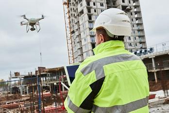 Einsatz Industriecopter